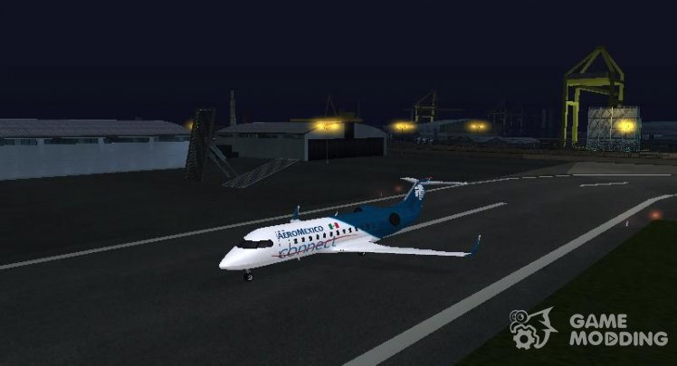 Buckingham Starjet (Civilian Miljet) Aeromexico Connect V2