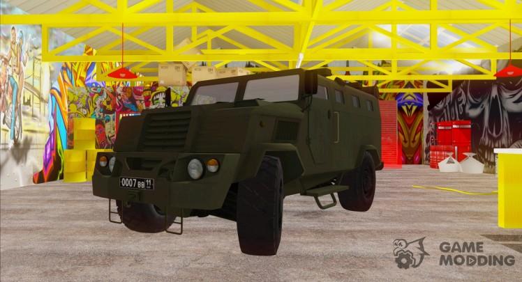 VPK-3924 Medved