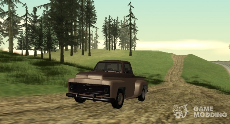 Slamvan by Vapid GTA V