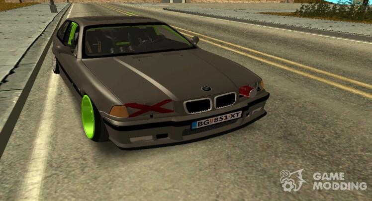 BMW E36 Египетский стиль