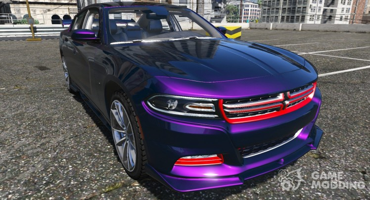 Dodge Charger RT 2015 LD 1.0