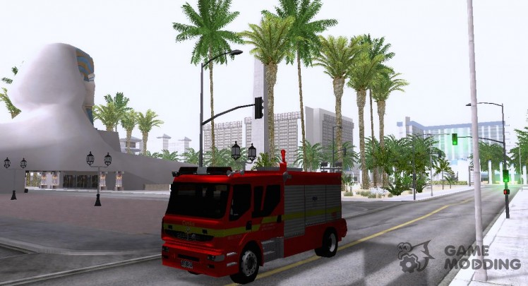 Firetruck for GTA San Andreas » Page 6
