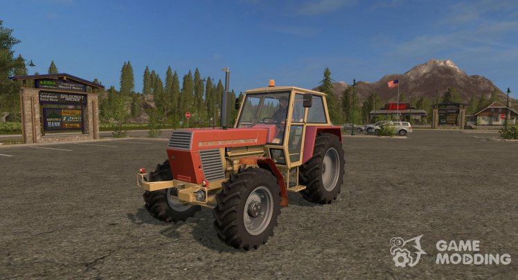 Zetor Crystal 12045 version 1.0