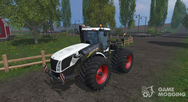 New Holland T9560 White
