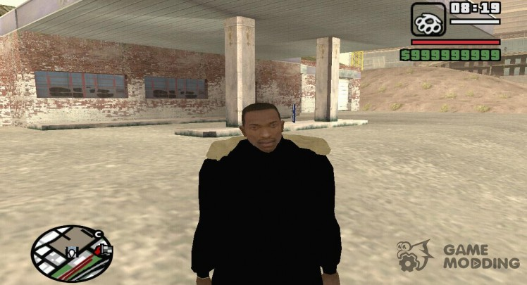 Clothes packs for GTA San Andreas