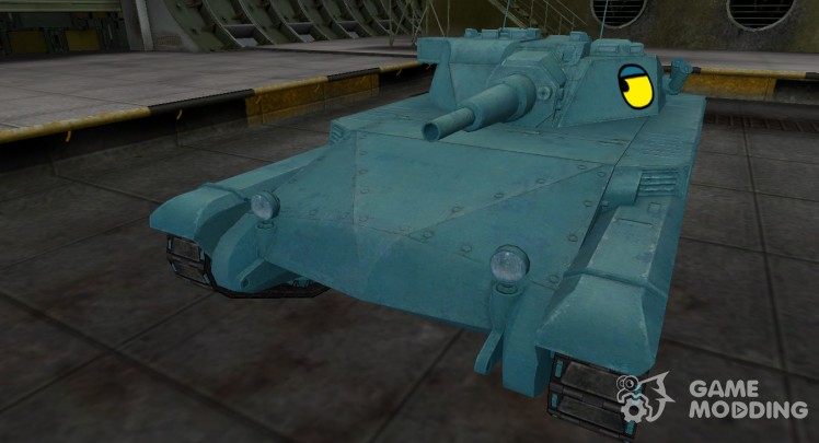 Cartoon skin for ELC AMX