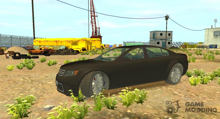 Cheval Fugitive из GTA 5