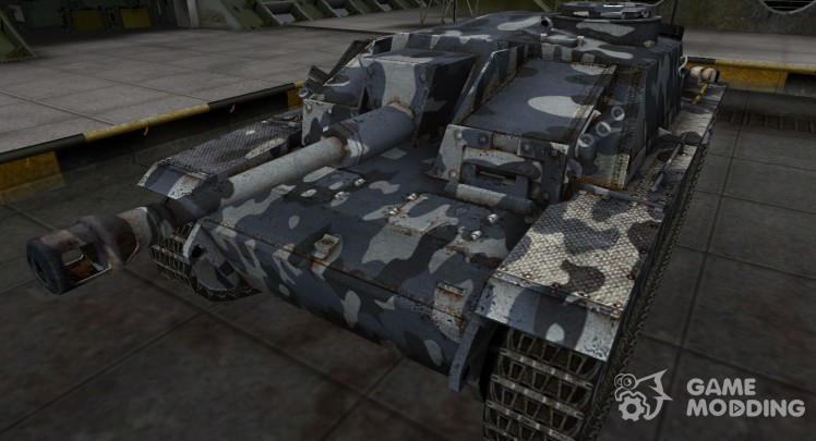 German StuG III tank for World Of Tanks