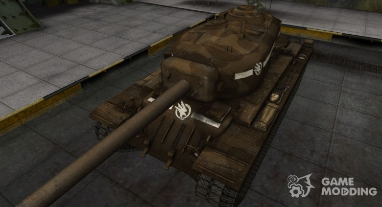 Skin-C&C GDI for T34