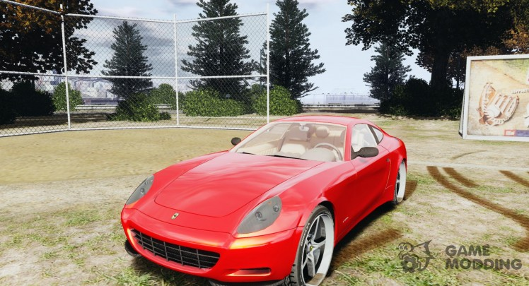 Ferrari 612 Scaglietti custom