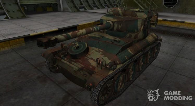 Французкий новый скин для AMX 12t