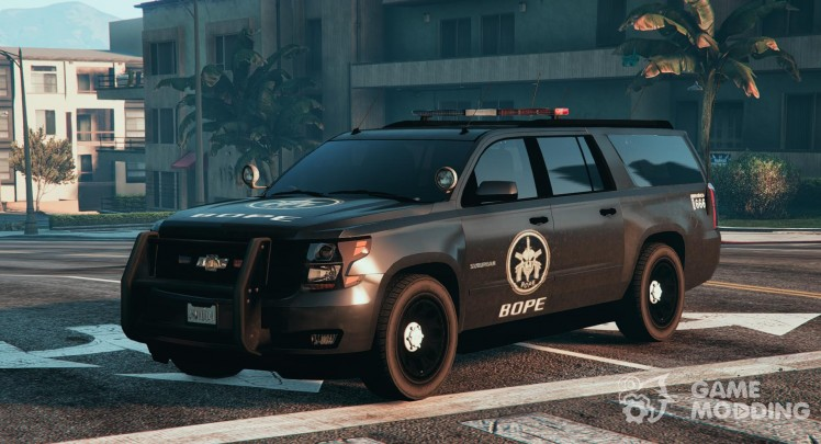 Declasse FIB Granger for GTA 5