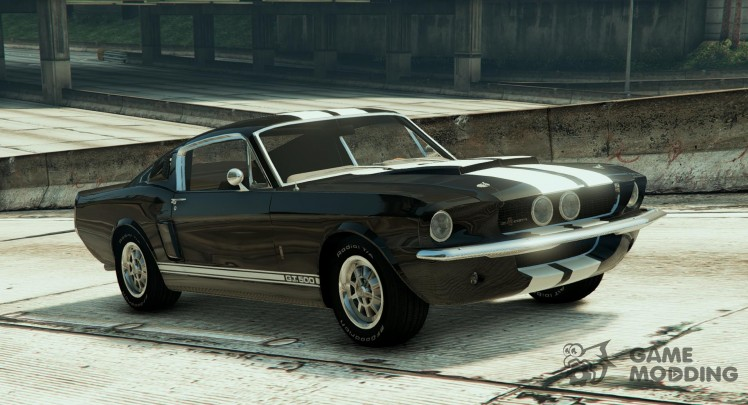 1967 Ford Mustang GT500 v1.2