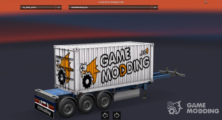 MOD GameModding trailer by Vexillum v.2.0