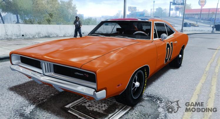 Dodge Charger General Lee 1969