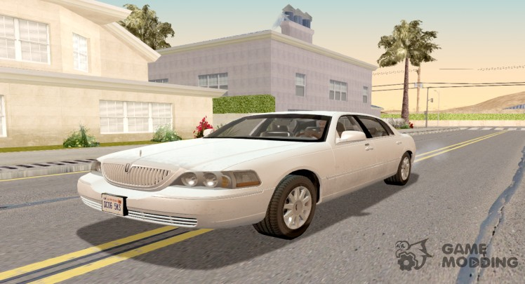 2010 Lincoln Town Car L Signature