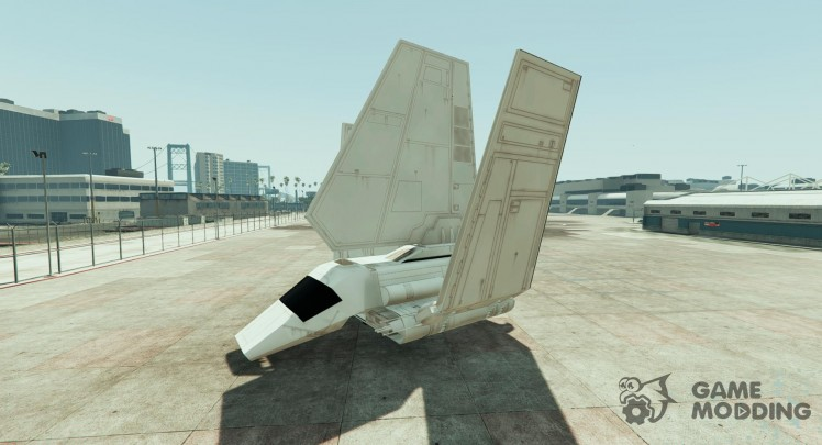 Star Wars: Imperial Shuttle Tydirium