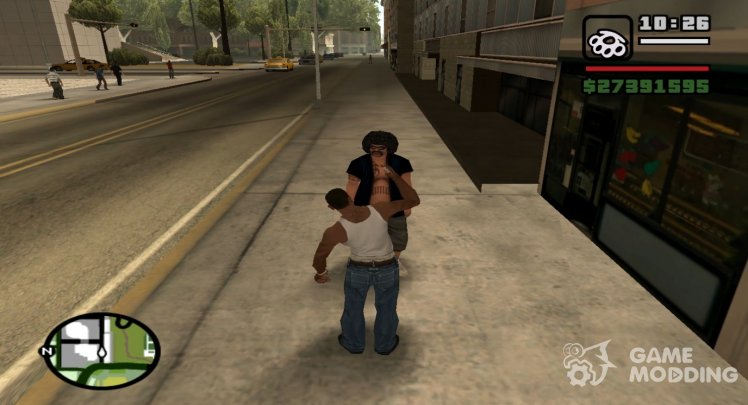 CLEO scripts for GTA San Andreas with automatic installation