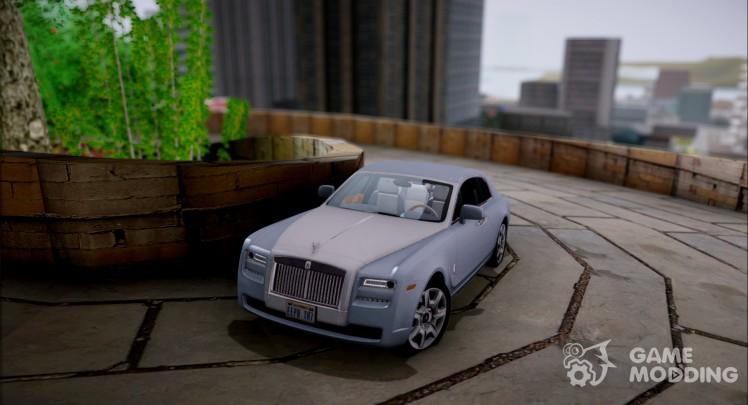 Rolls-Royce for GTA San Andreas
