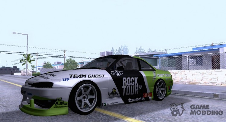 Nissan S14A Team Ghost