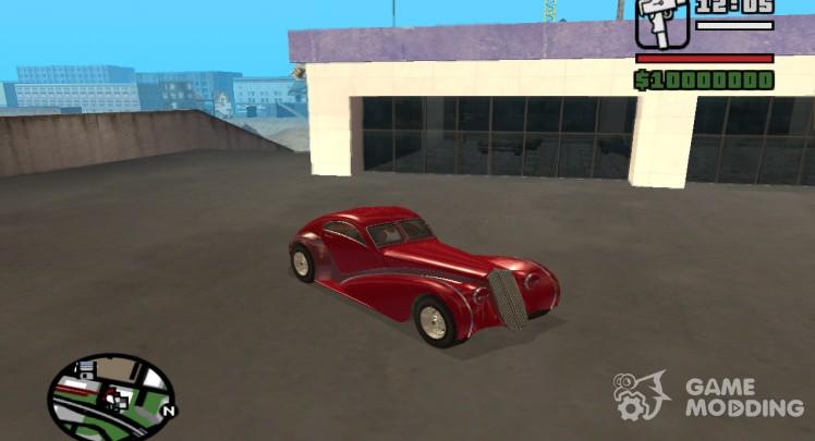 GTA V Truffade Z-Type