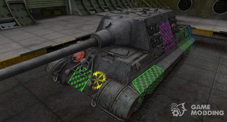 Качественные зоны пробития для Jagdtiger