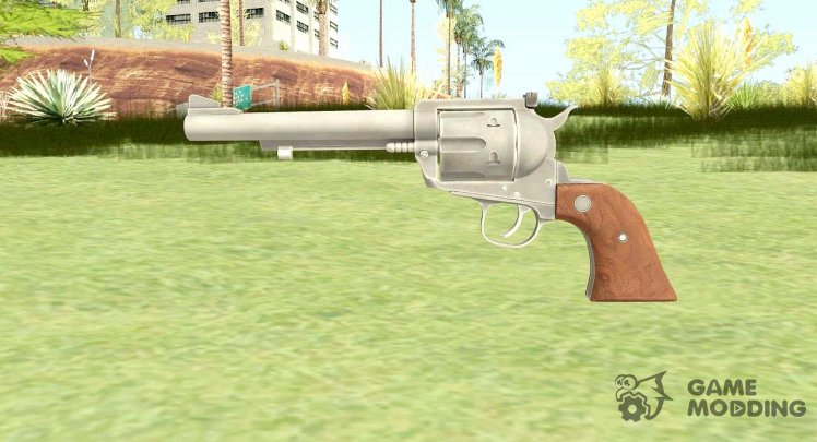 Cougar Magnum From GoldenEye Source
