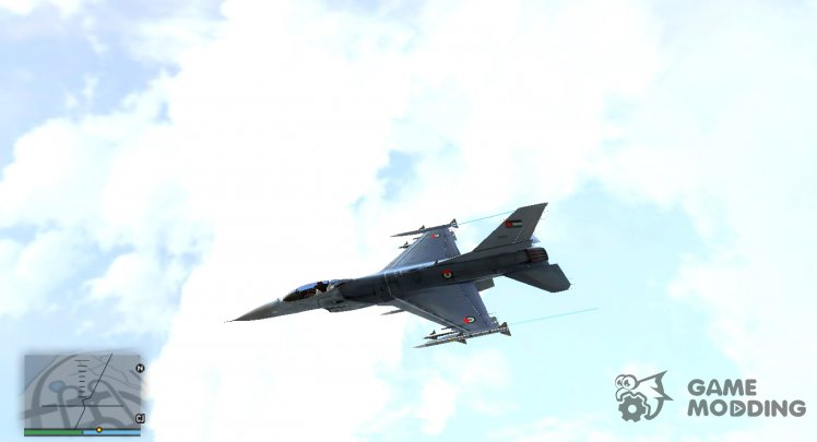 F-16 Fighting Falcon-jordan