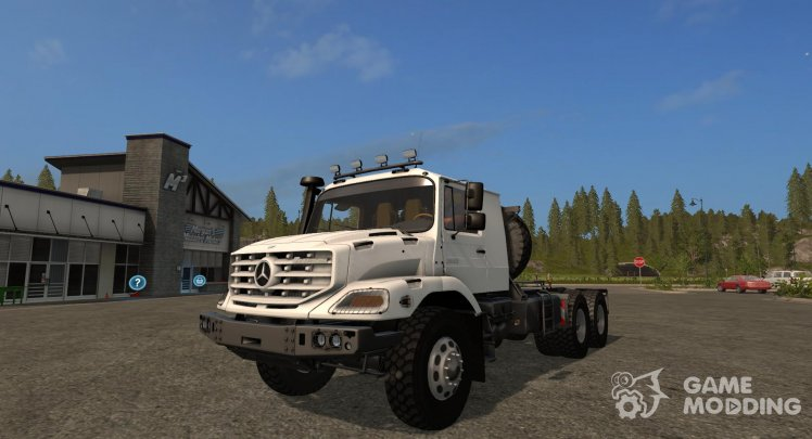 Mercedes-Benz Zetros version 1.0.0.0