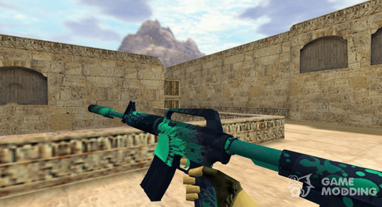M4A1 Fall of Icarus