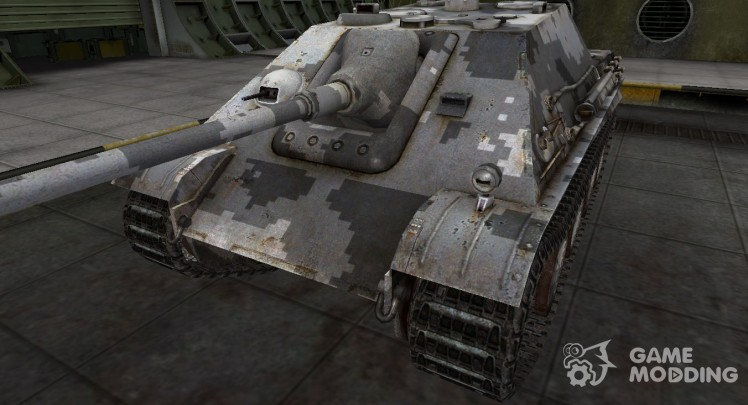 Camouflage skins for Jagdpanther for World Of Tanks