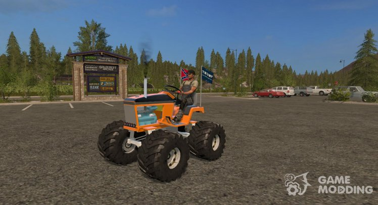 Mud Mower version 13.04.17