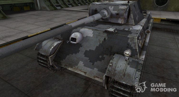 Camouflage skin for PzKpfw V Panther