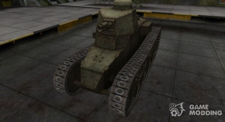 Шкурка для китайского танка Renault NC-31