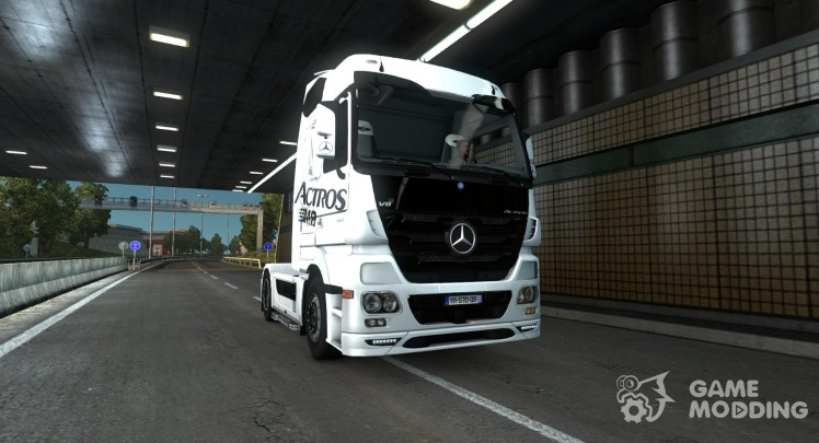 Mercedes Actros MPIII fix v 1.1 by jeyjey-16