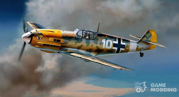 Messerschmitt BF-109 Sounds