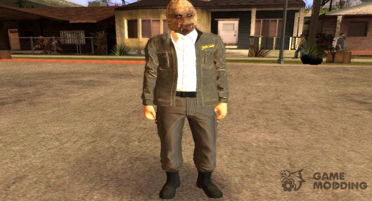Skins for GTA San Andreas with automatic installation
