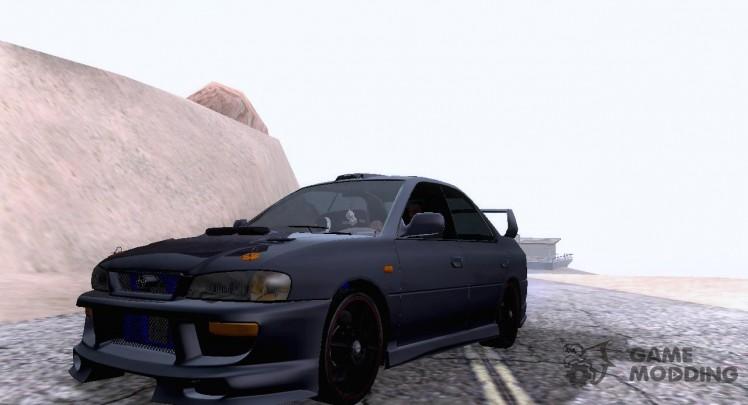 Subaru Impreza WRX STI 1995 Tuned