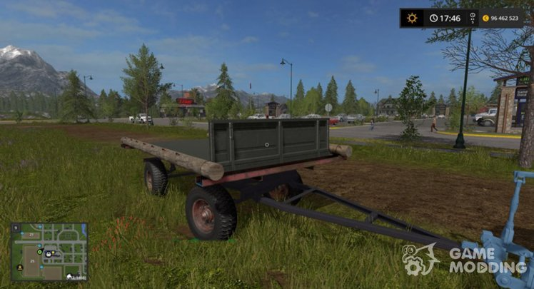 PTS Platform for Farming Simulator 2017