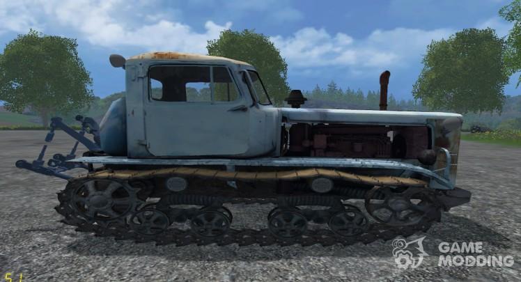 ДТ-75М Казахстан