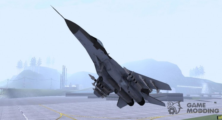 MIG-29 of the COD MW 2 v1