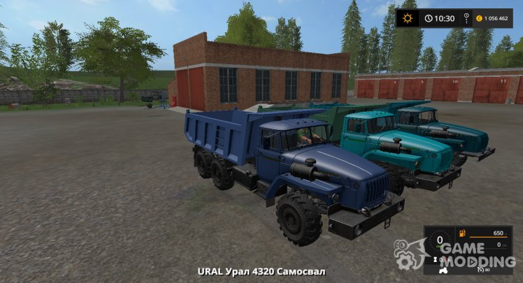 Ural-4320 Truck version 2.0
