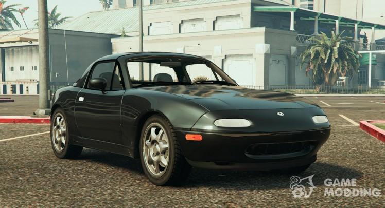 1997 Mazda Miata MX-5