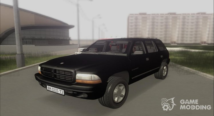 Dodge Durango 1998 from the TV series Dog
