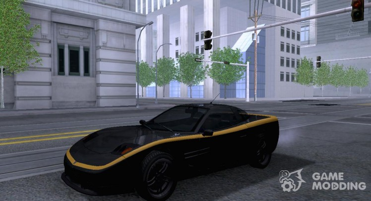 Coquette GTAIV