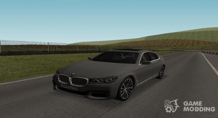 BMW G11 730