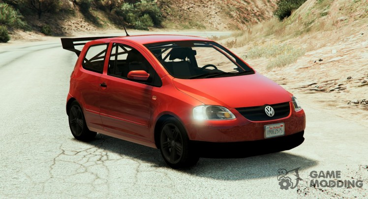 Volkswagen Fox 2.0
