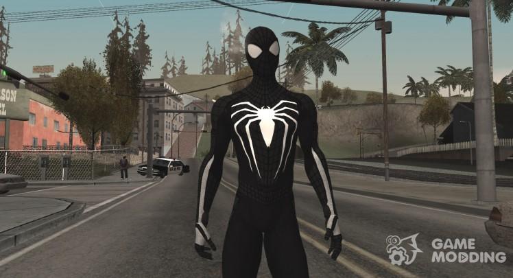 Spider Man Black Suit