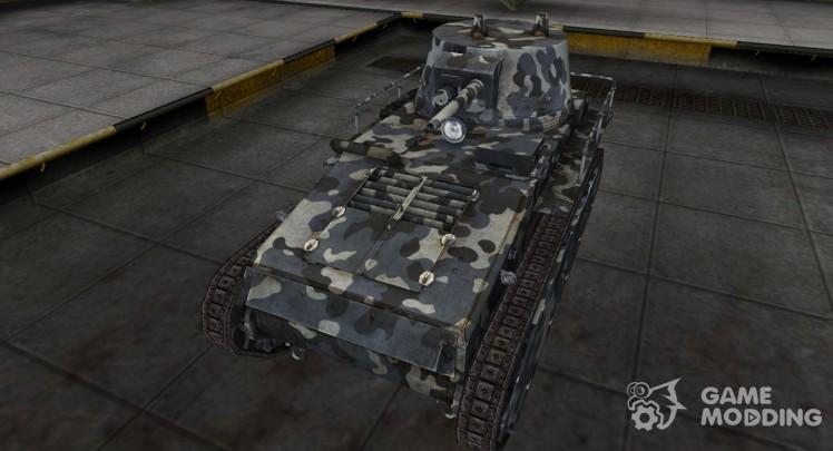 German tank Leichttraktor