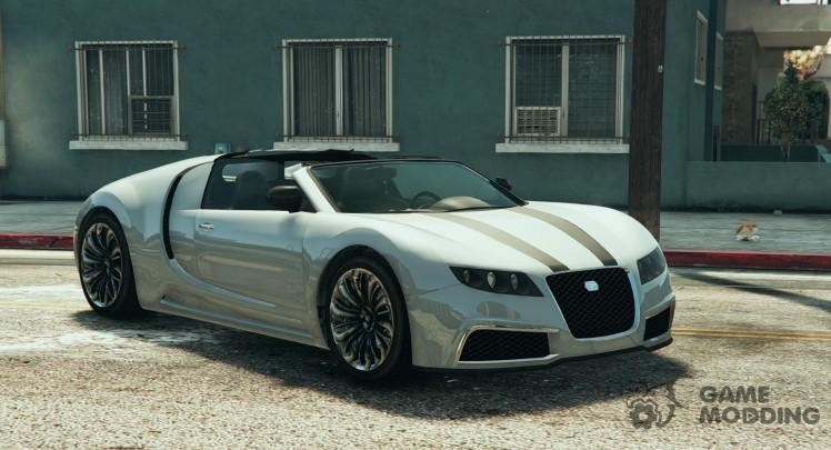 Adder Decapotable (Bugatti) 2015